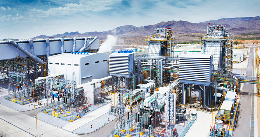 2010.08 Awarded Combined Cycle Power plant from CFE in Mexico